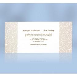 Svatební oznámení 037