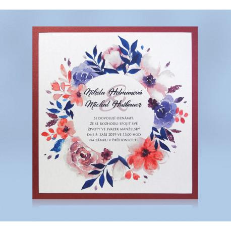 Svatební oznámení 151