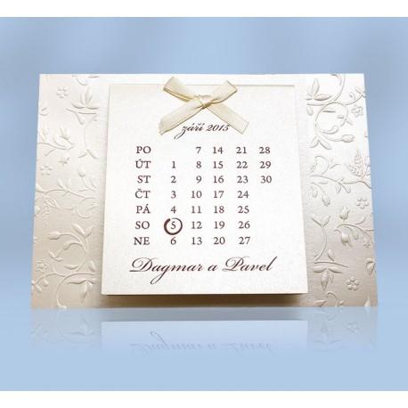 Svatební oznámení 514